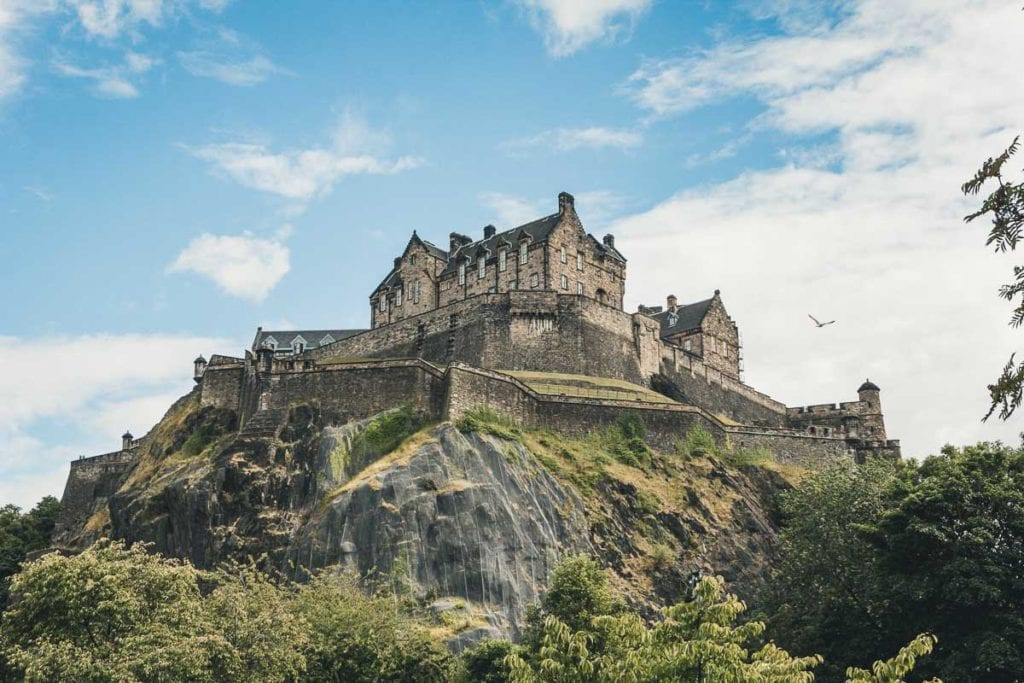 Scotland's beautiful capital city, Edinburgh, is compact, safe, cosmopolitan and historic - a great city for expats