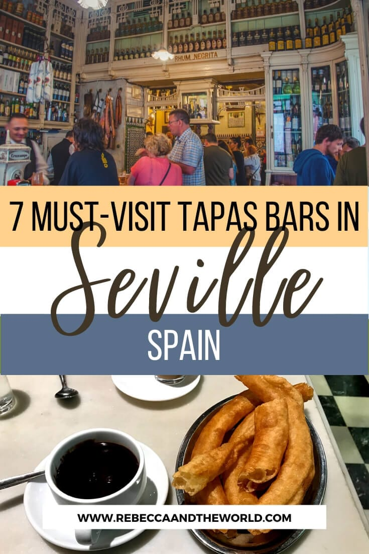 There are plenty of reasons to visit Seville, and the food is one of them. So you don't have to look any further, I've compiled the best tapas in Seville - based on personal research! Here are 7 of the must-visit tapas bars in Seville, both traditional and modern.   #seville #spain #andalucia #tapas #spanishfood #foodie #foodietravels