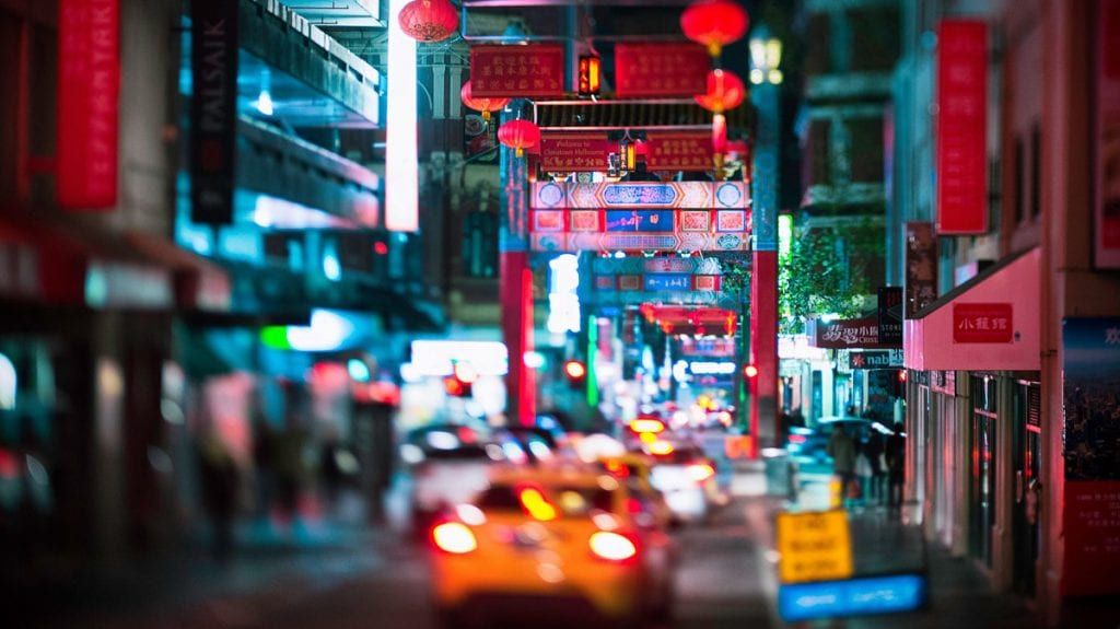 Chinatown is one of the best places to eat in Melbourne