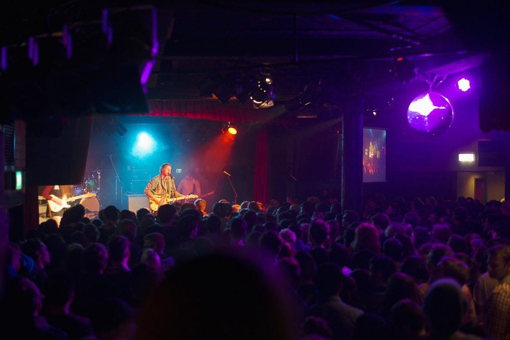 The Corner Hotel is one of the best places to see live music in Melbourne