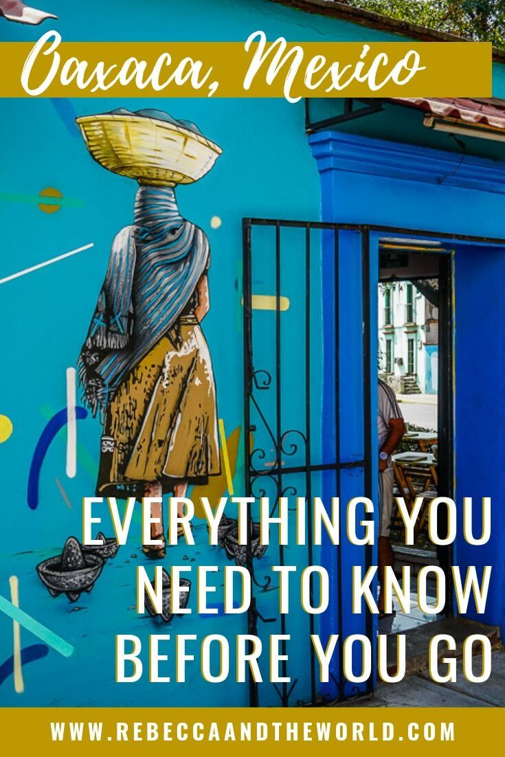 Oaxaca is one of the best places to visit in Mexico. If you're planning on travelling to Oaxaca, click through to read this guide with useful things to know before you go. Oaxaca travel is easy, but this guide will help to make the most of your visit! #Oaxaca #Mexico #MexicoTravel #OaxacaTravel #traveltips #visitOaxaca #Oaxacathingstodo