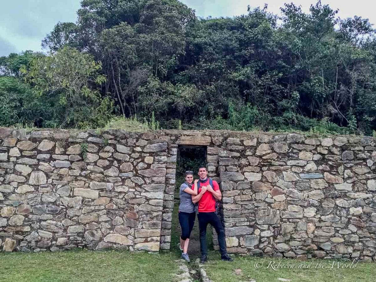 This Salkantay Trek packing list encourages you to pack light - most companies have a weight restriction for bags