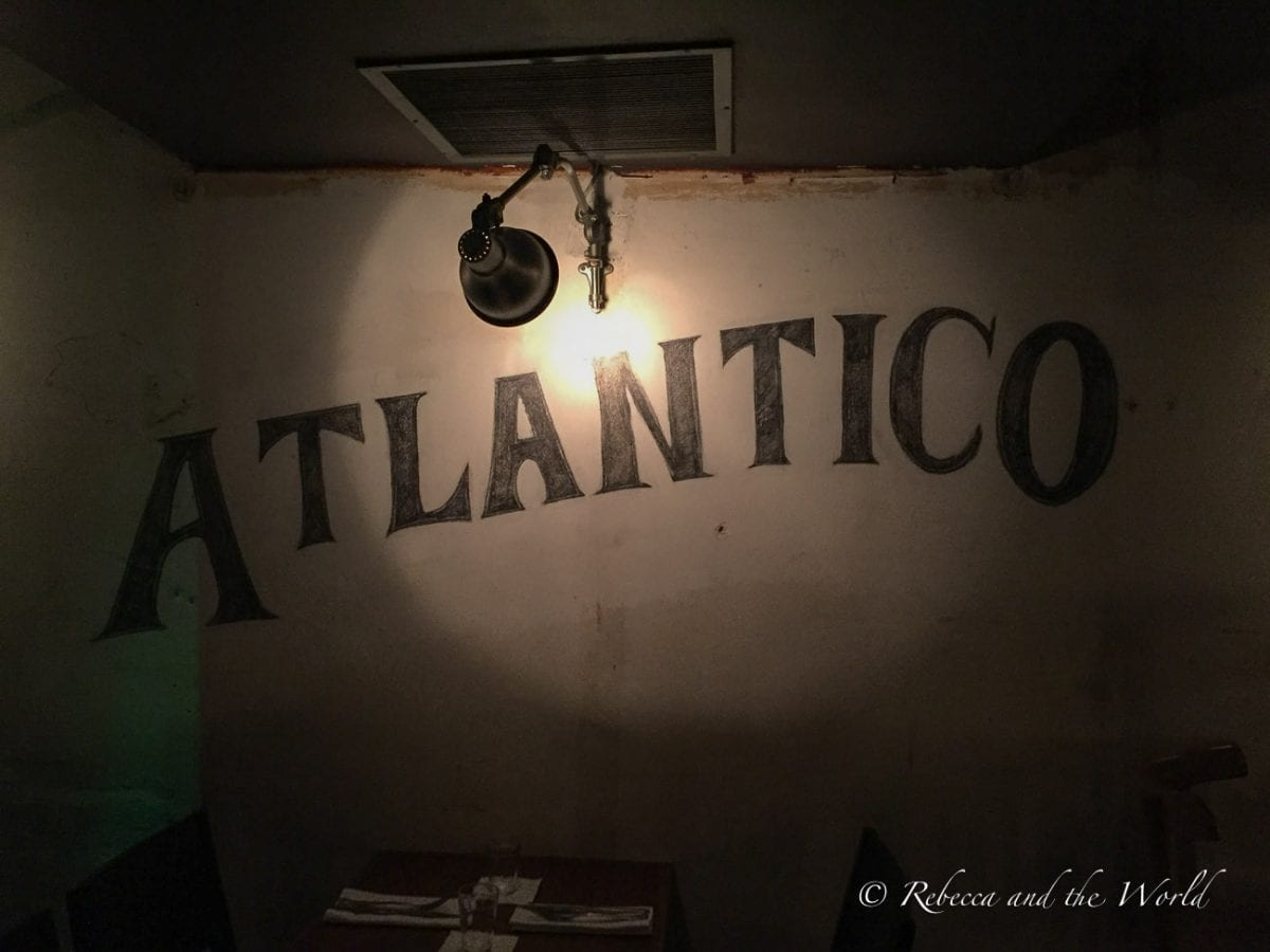 Floreria Atlantico is one of the most popular bars in Buenos Aires