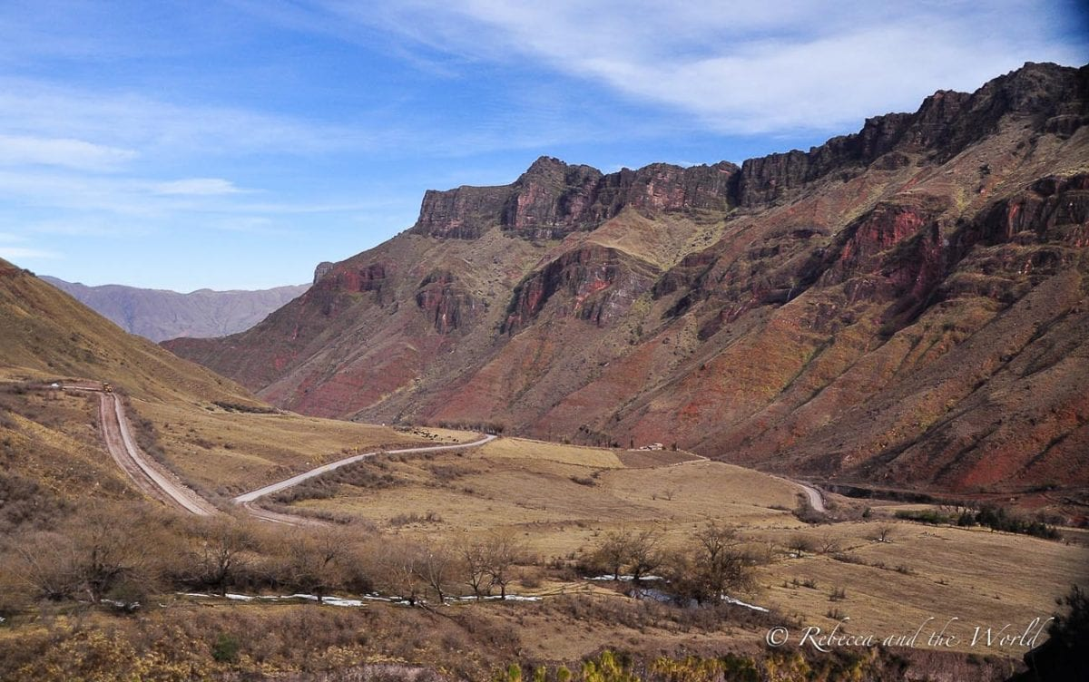 One of my absolute, all time favourite things to do in Argentina is to take a road trip through the north of the country