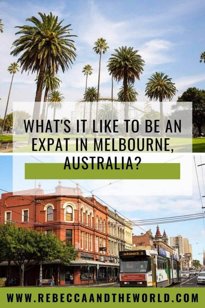 Ever wanted to move to Australia? Expat Tammy Thurman has done it, and in this interview she shares her tips for making the big move, what to expect and how to adjust. | #expattales #expatlife #melbourne #australia #expatinaustralia #australianexpat #liveinmelbourne