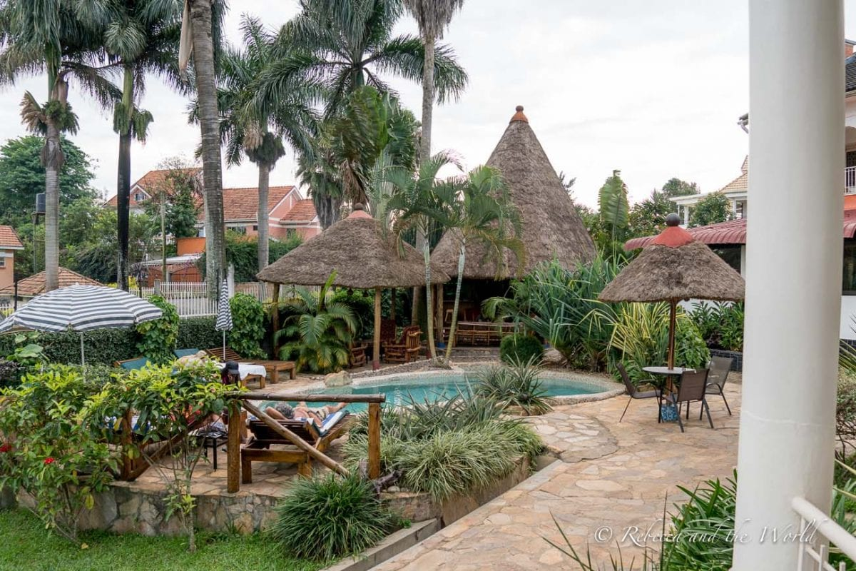 2 Friends Beach Hotel in Entebbe is a great choice if you're wondering where to stay in Entebbe, Uganda