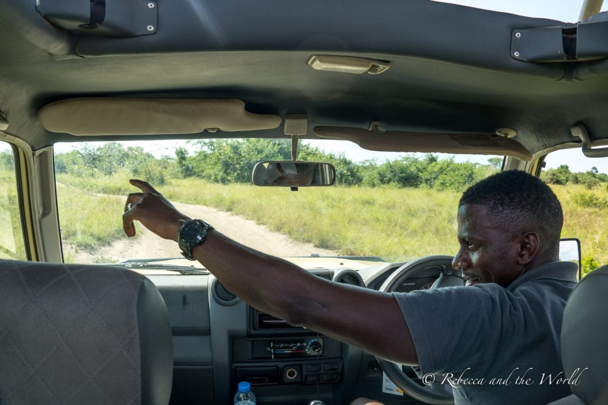 Hiring a private driver guide is the best way to get around Uganda