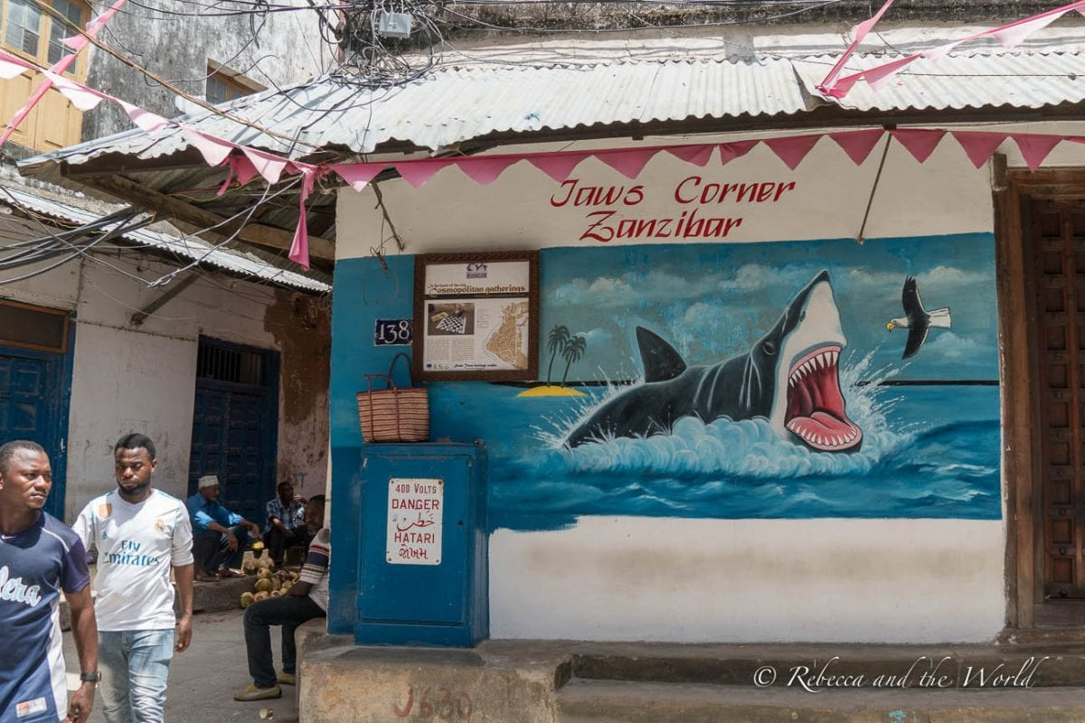 One of the best things to do in Stone Town in Zanzibar is a walking tour of the city