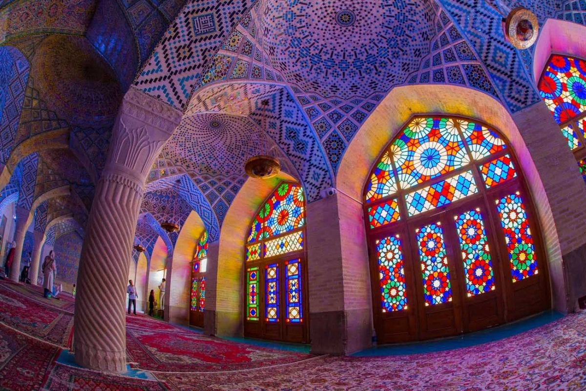 When it's safe to travel, visiting Iran is on my bucket list