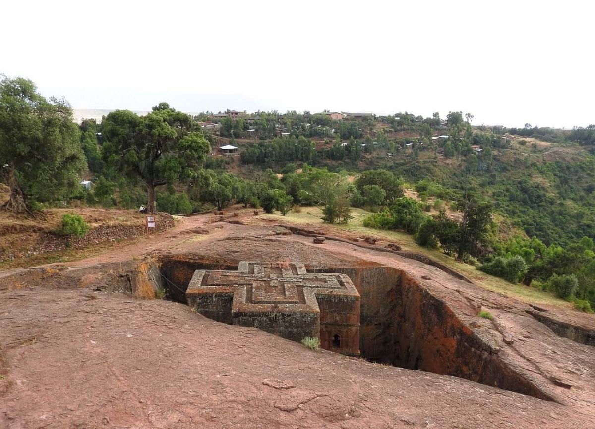 Ethiopia is one of the many countries I'd love to visit when it's safe to travel again