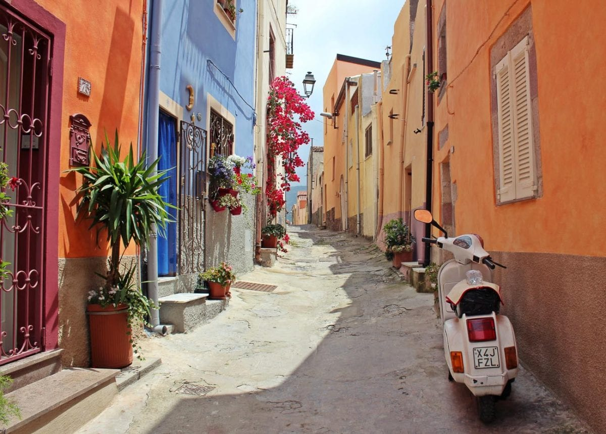The food, beaches and small villages are just a few reasons why I want to visit Italy when we can travel after quarantine