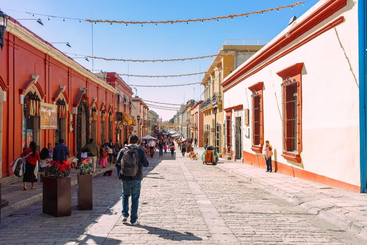 Oaxaca is one of my favourite cities in Mexico - and the world