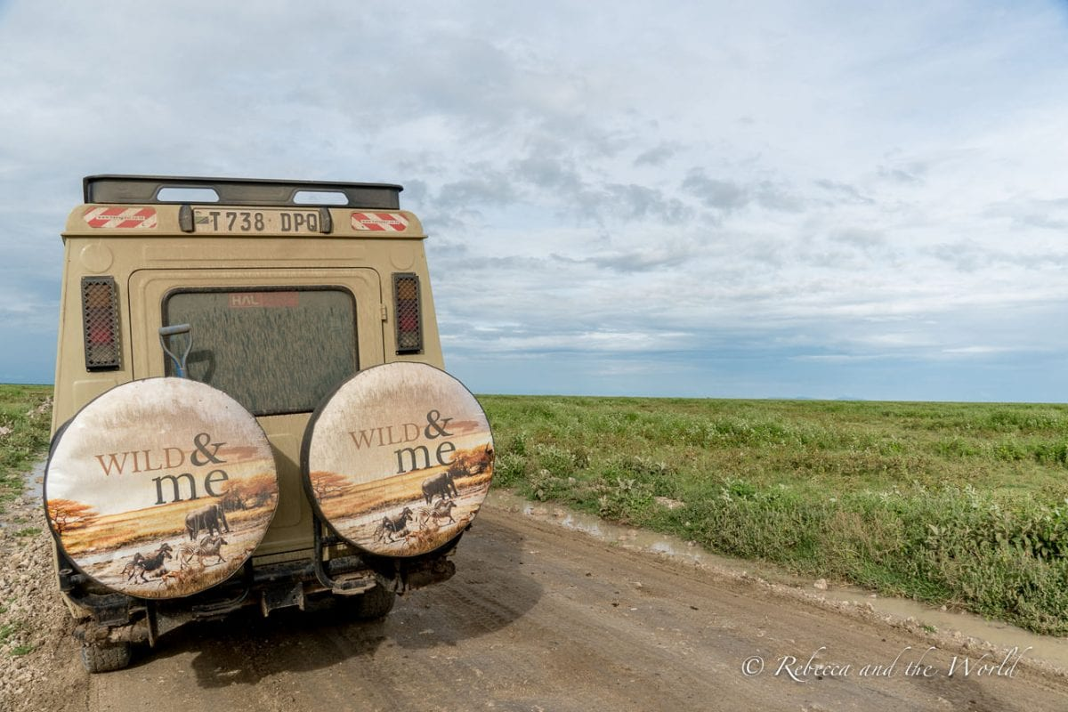 One question you might ask yourself is whether you need a private driver when you take a safari in East Africa