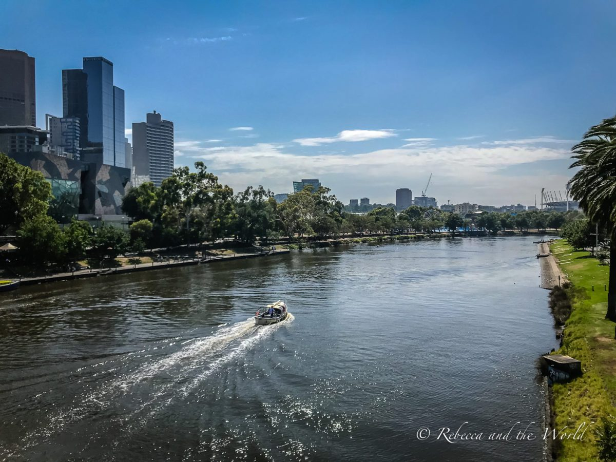 Melbourne is one of the most livable cities in the world - you'll quickly discover why when you visit Melbourne!