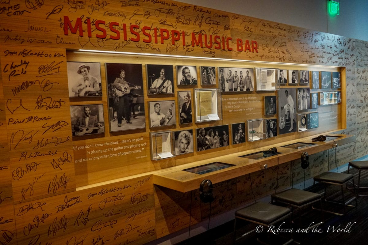 Inside the GRAMMY Museum Mississippi