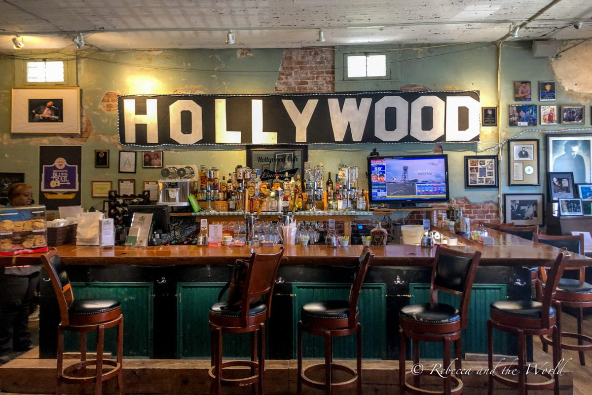 Hollywood Cafe in Tunica, MS