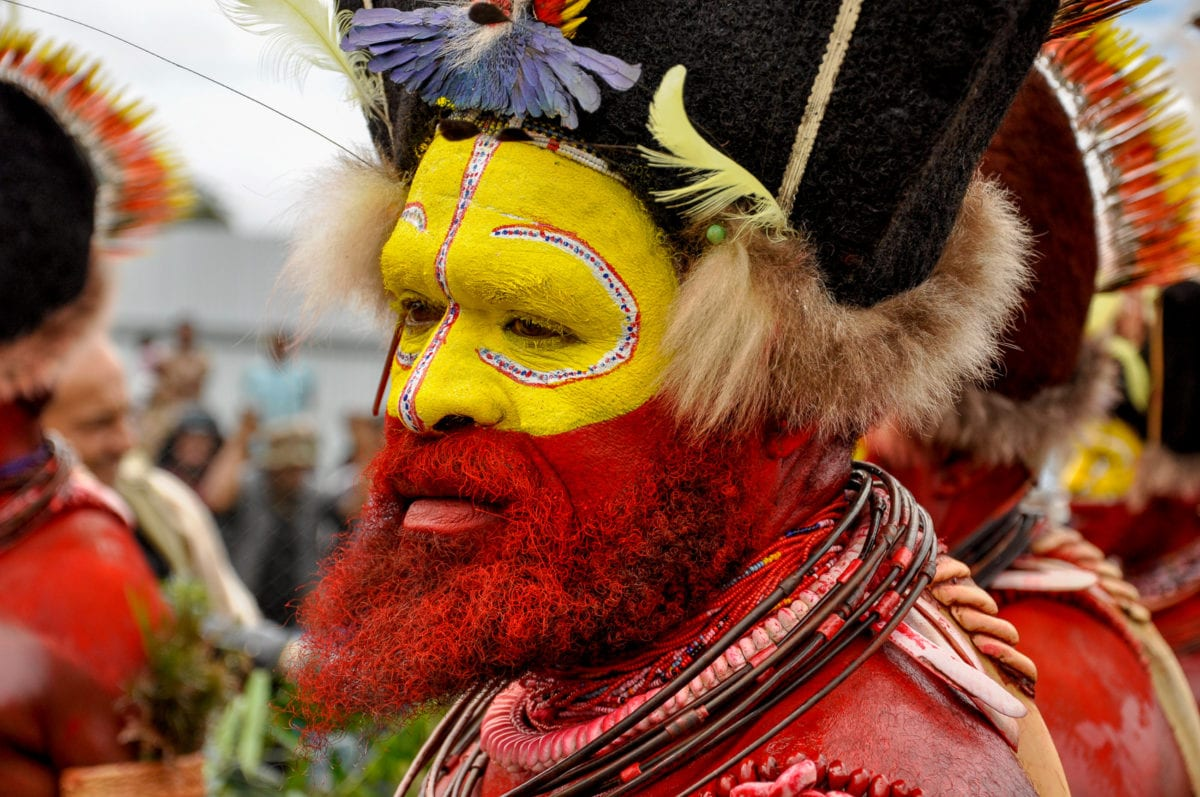 The Highlands of Papua New Guinea are a fascinating - although challenging - place to visit