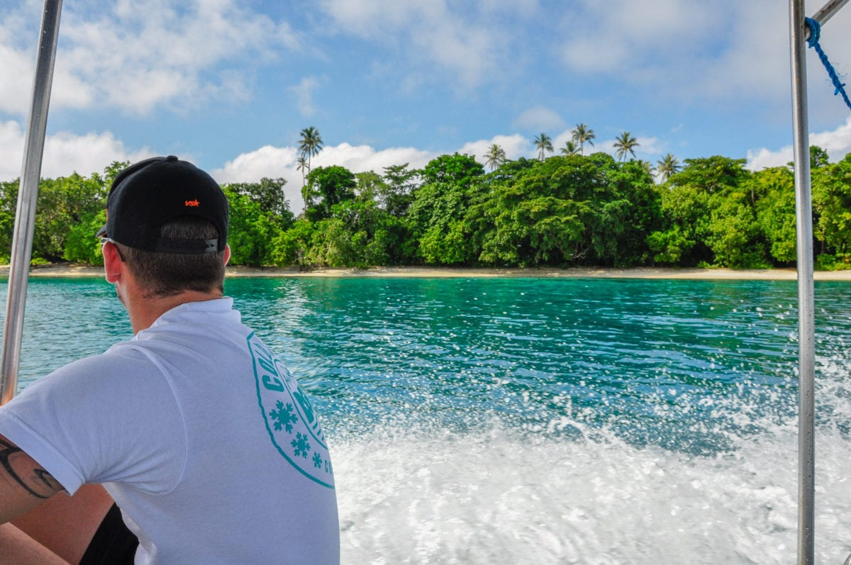There are so many stunning beaches and coastal areas to explore in PNG