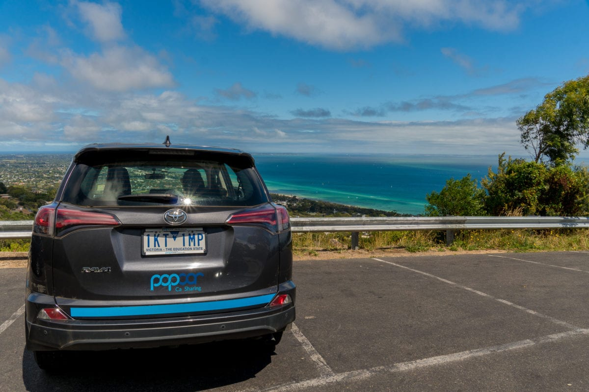 You can easily rent a car for one of these Melbourne day trips