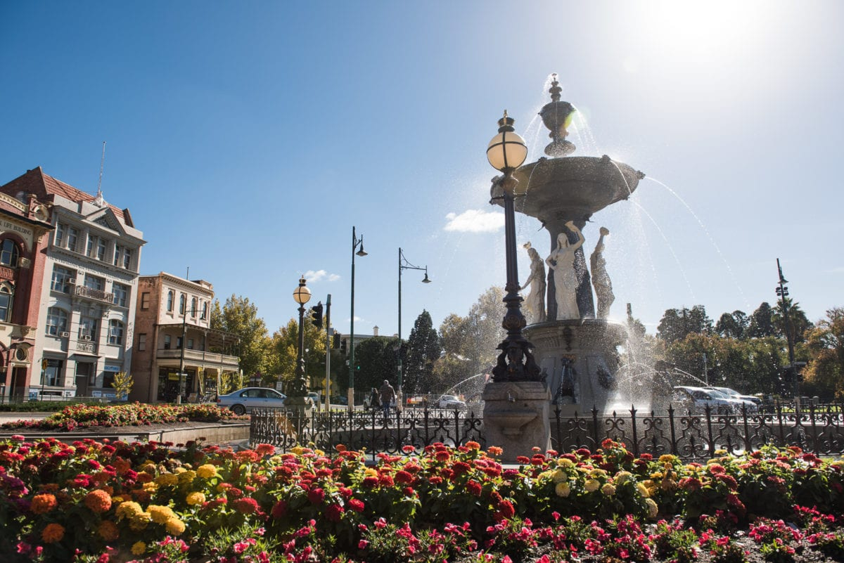 Bendigo's history as a goldrush town makes it one of the best places to visit in Victoria