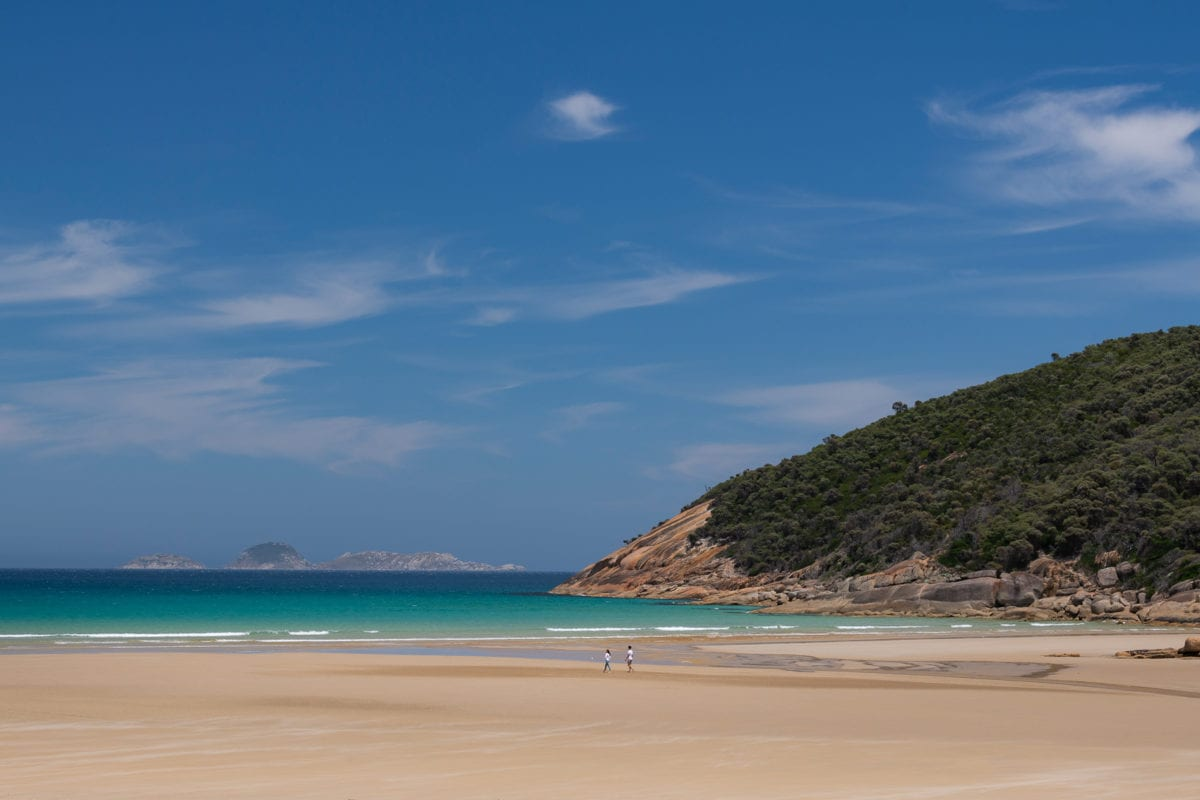 Wilsons Promontory is a gorgeous place to visit from Melbourne