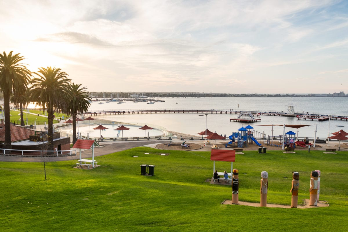 Check out the second largest city in Victoria, Geelong, on a day trip from Melbourne