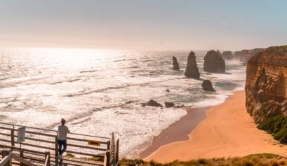 The 12 Apostles are the most popular things to do on the Great Ocean Road - this will be the highlight of your trip!