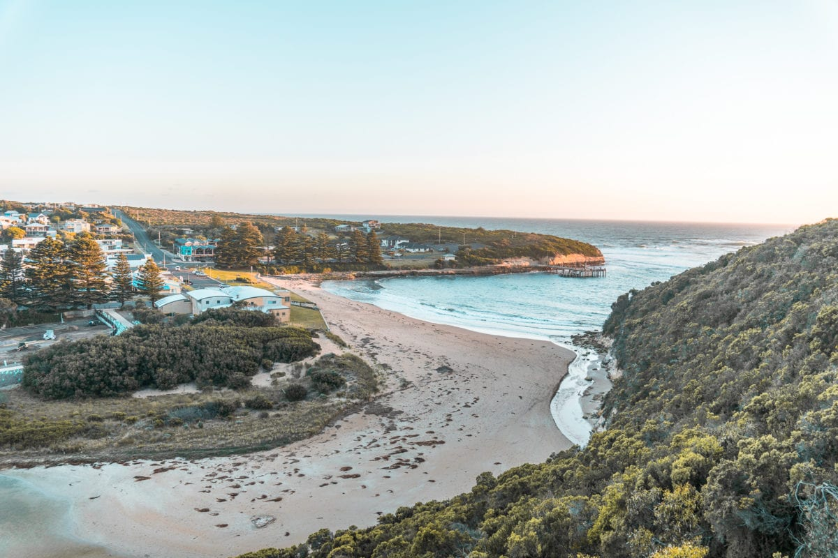 Port Campbell is a great place to stay along the Great Ocean Road