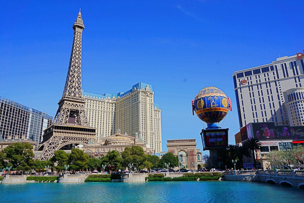 Las Vegas - Sin City - is one of the most fun cities to visit in the USA