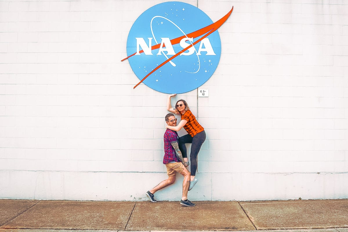 Huntsville, Alabama, is one of the most fun cities to visit in the USA - visit the space centre to learn how to be an astronaut!