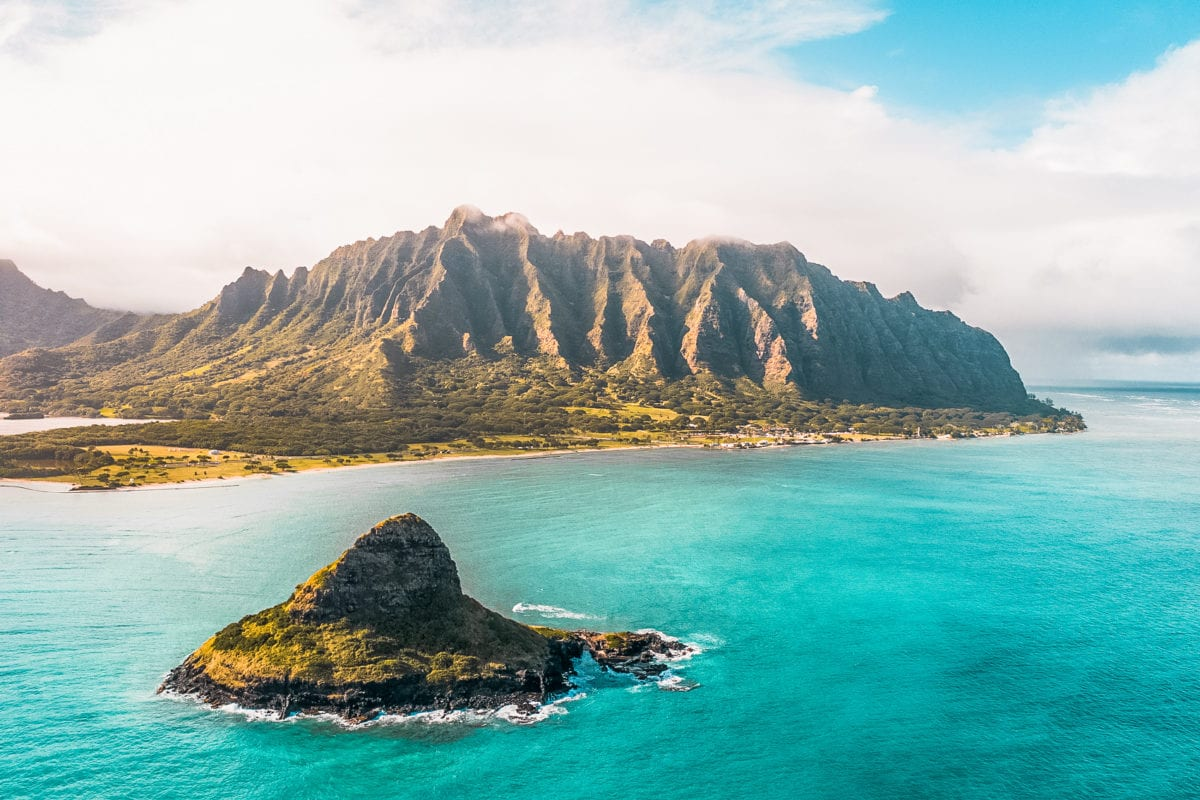 Oahu, Hawaii, is one of the most beautiful places to visit in the United States