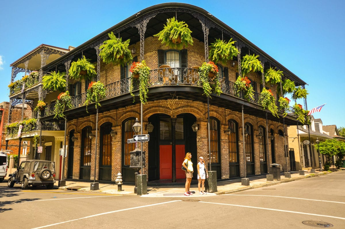 New Orleans is a USA must visit destination for great nightlife, history and culture