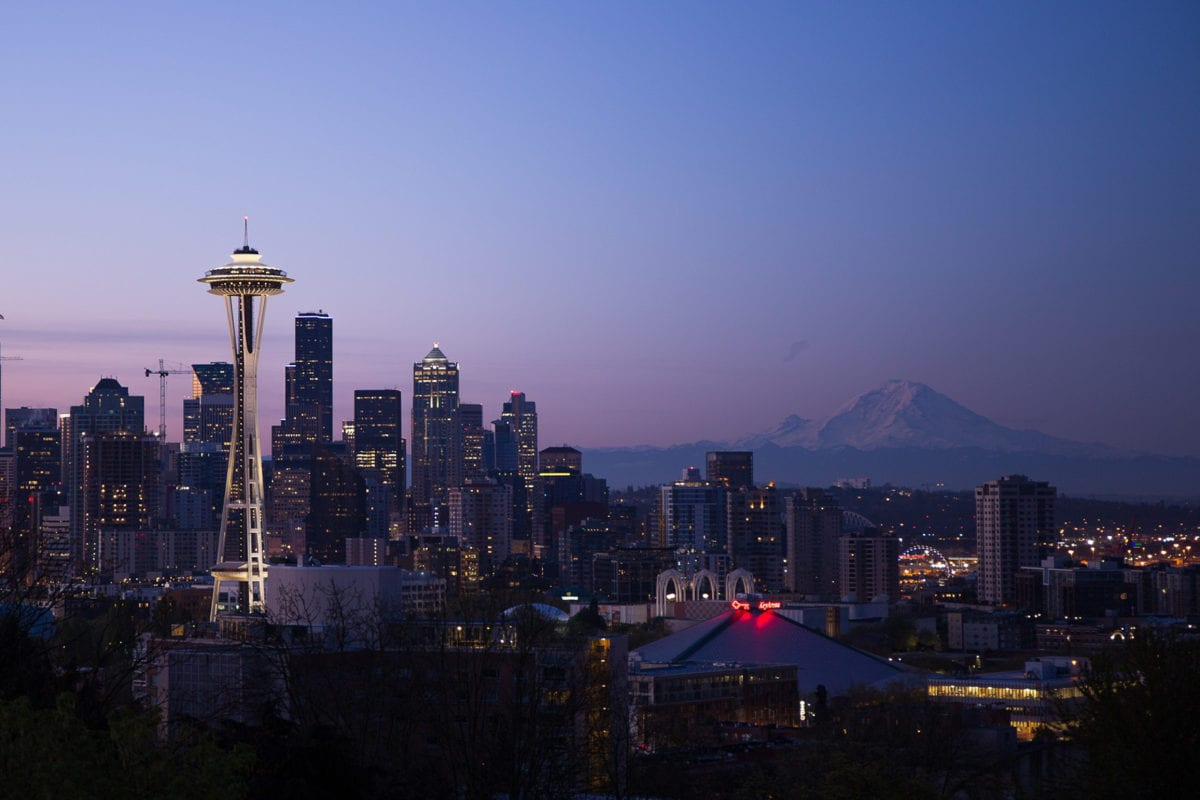 Seattle is one of the coolest cities to visit in the USA