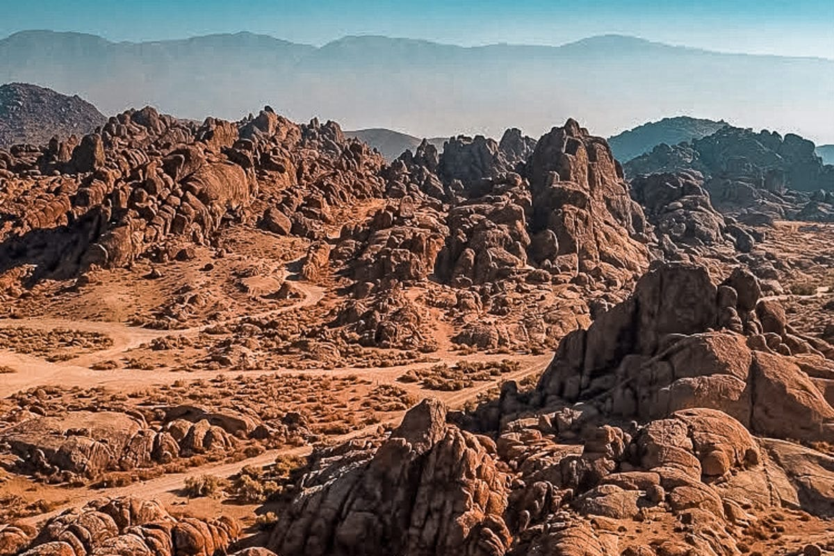 The Alabama Hills in California are one of the most underrated places to visit in the US