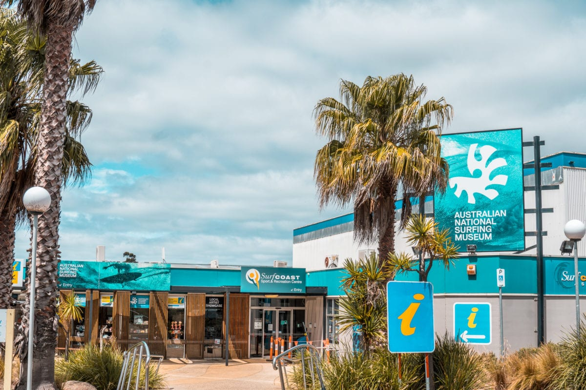 Torquay is home to the Australian National Surfing Museum - a must-visit for surf enthusiasts