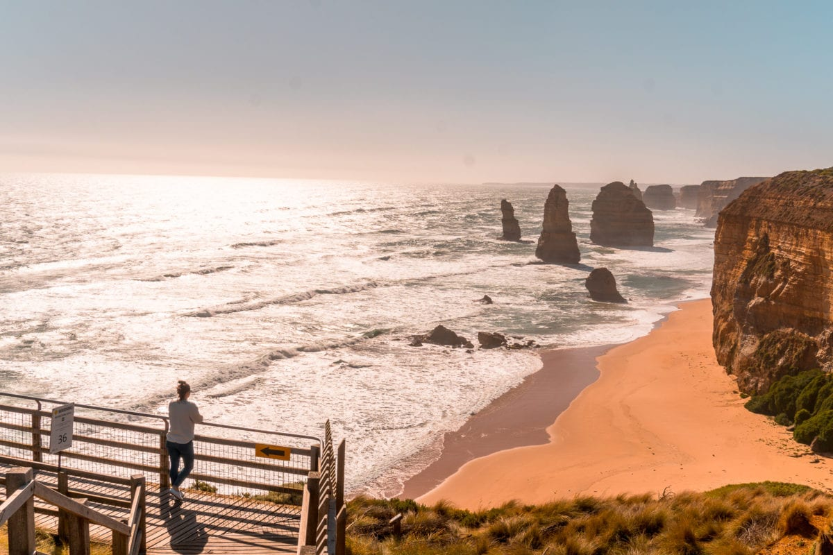 The 12 Apostles are one of the biggest drawcards for visiting the Great Ocean Road - and one of the most iconic sights in Victoria