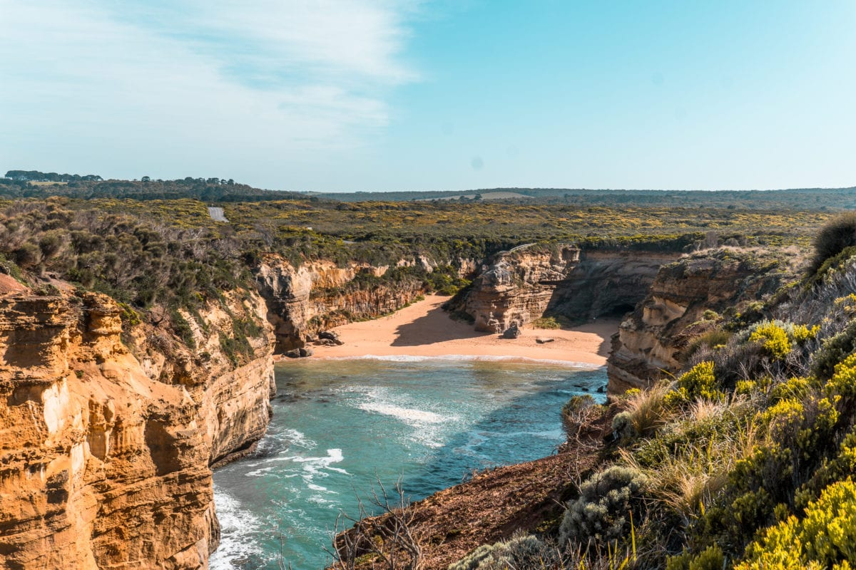 The Loch Ard Gorge is a must-visit on the Great Ocean Road