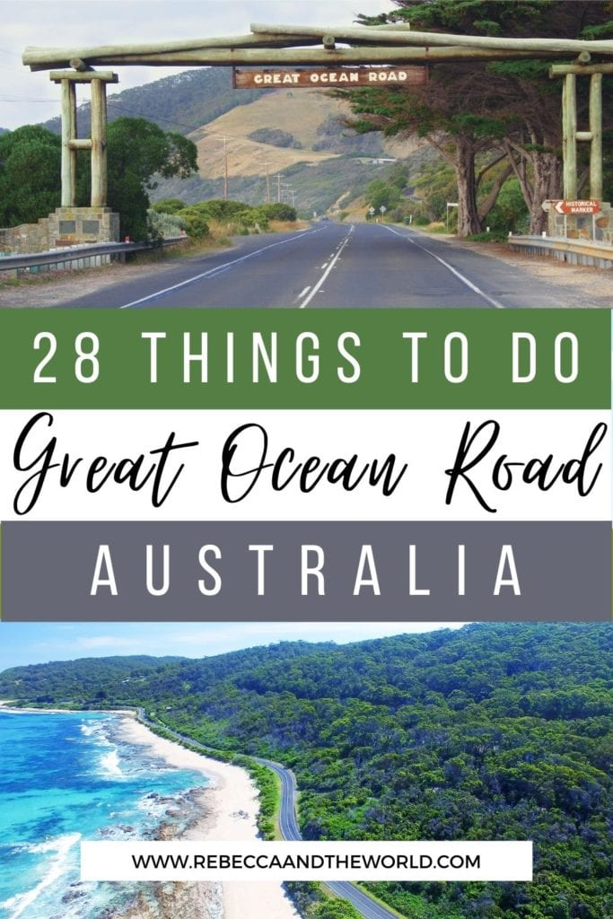 One of Australia's best road trips, there are so many things to do on the Great Ocean Road. Add these to your Great Ocean Road itinerary! | Great Ocean Road | Great Ocean Road Itinerary | Visit Victoria | Things To Do Great Ocean Road | Great Ocean Road Photography | Victoria Road Trip | Great Ocean Road Attractions | Great Ocean Road in 3 Days | Great Ocean Road Trip | Road Trips | What To Do Great Ocean Road | Great Ocean Road Must Do | Great Ocean Road Australia | Great Ocean Road Map