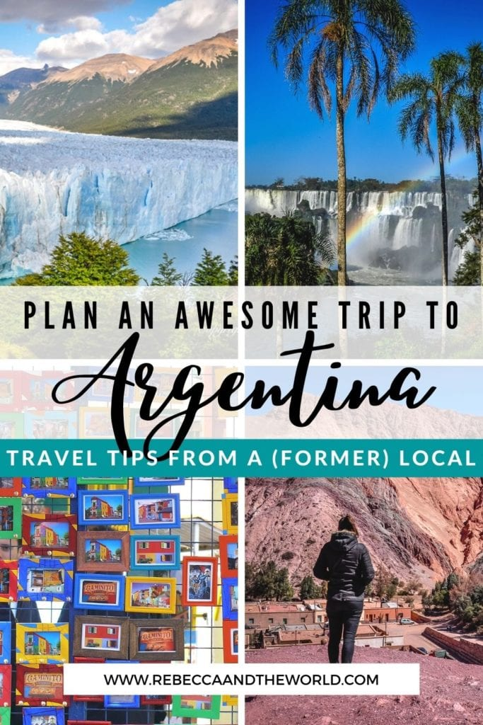 Planning a trip to Argentina? These Argentina travel tips for first-time visitors will help you plan the perfect Argentina travel itinerary. | Argentina Travel | Visit Argentina | Argentina Travel Tips | Argentina Itinerary | What To Do in Argentina | First Time Visitor to Argentina | Travel Tips for Argentina | Argentina Trip | Things To Do in Argentina | Visiting Argentina | Argentina Travel Information | Argentina Travel Guide