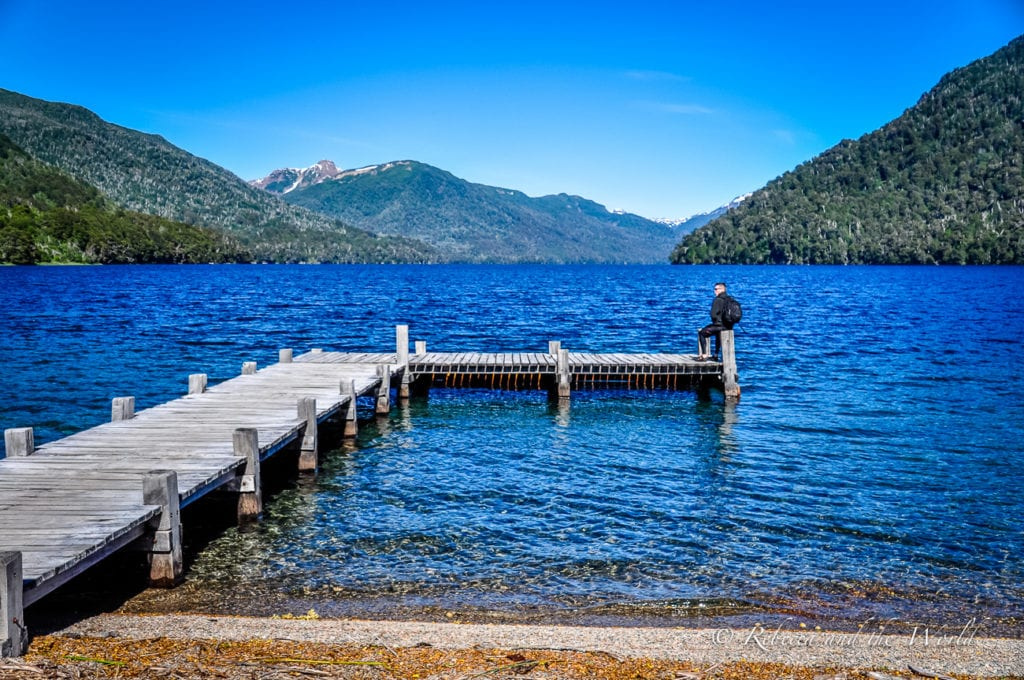 The Ruta de los Siete Lagos in northern Patagonia is a gorgeous place to visit in Argentina