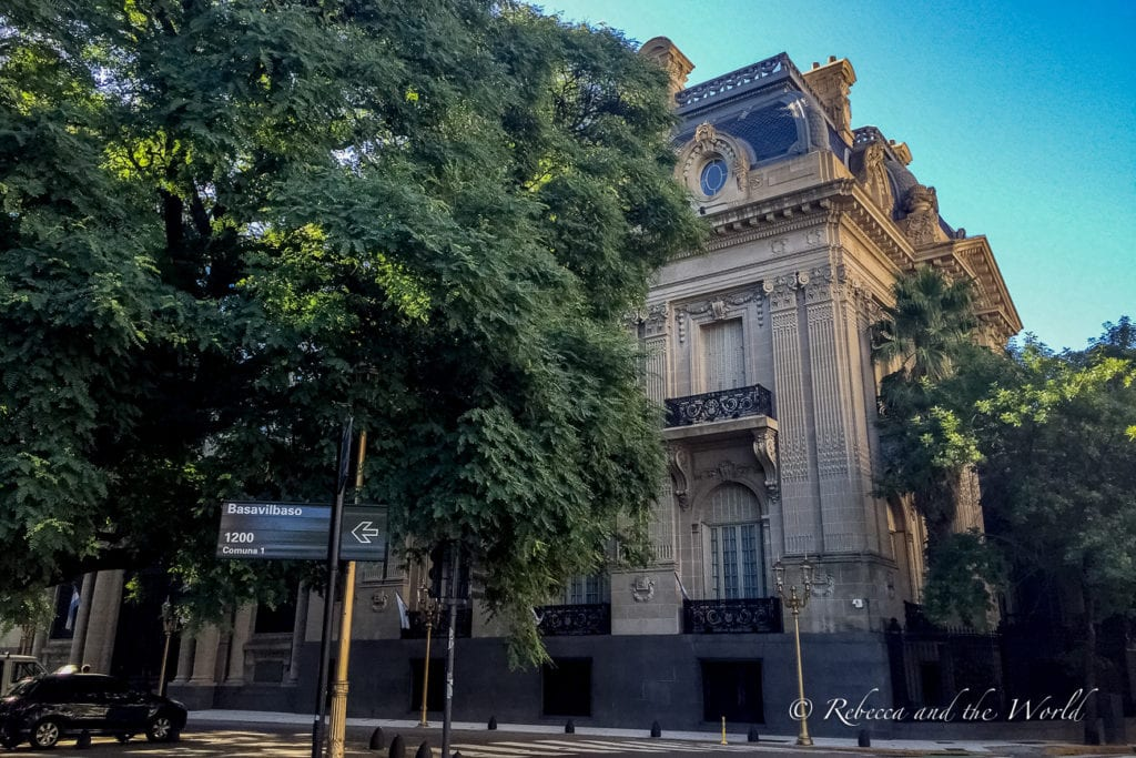 One of the best places to visit in Argentina is of course Buenos Aires - when you plan a trip to Argentina, it's likely that the capital city will be your first destination