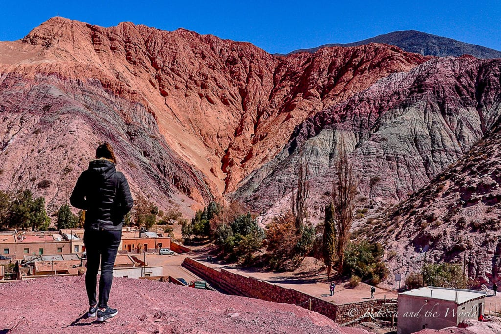 North Argentina is one of my favourite places to visit in Argentina
