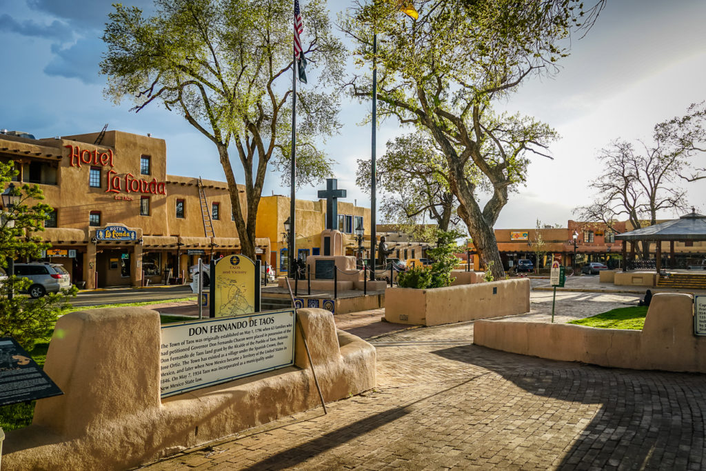 Taos is one of the best places to visit in New Mexico