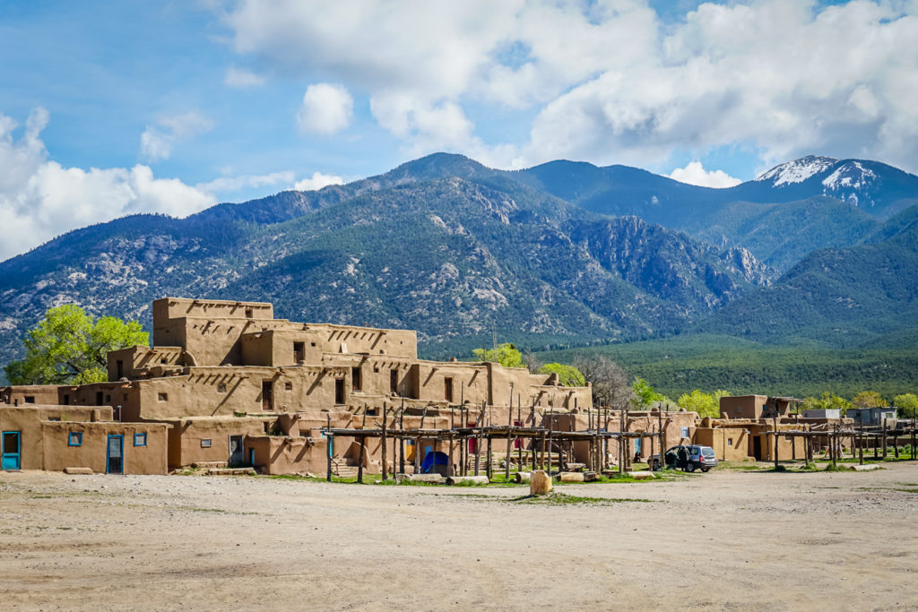 Taos Pueblo is one of the best New Mexico attractions, and a must visit on your New Mexico itinerary