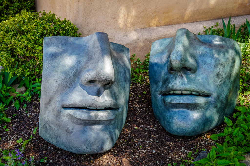 A Santa Fe must do is a stroll along Canyon Road to see the artists and galleries