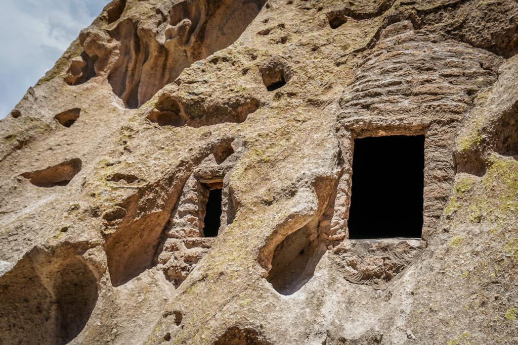 Bandelier National Monument is one of the best Santa Fe day trips