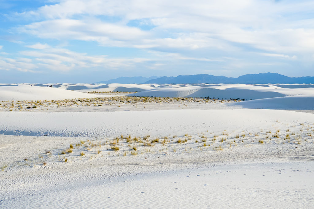 White Sands National Park is one of the top New Mexico attractions