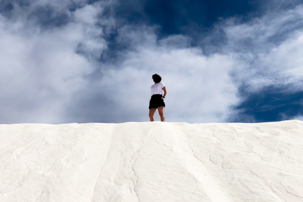 White Sands National Park is one of the top New Mexico attractions and a special stop on a New Mexico road trip