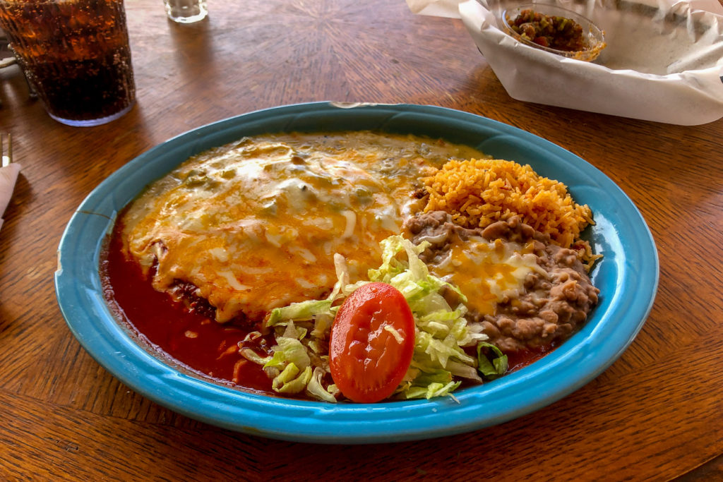 On your New Mexico road trip you have to try chile!
